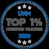 Top 1% Certified Partner